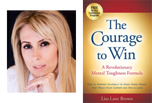 EFT and Lisa Brown the courage to win